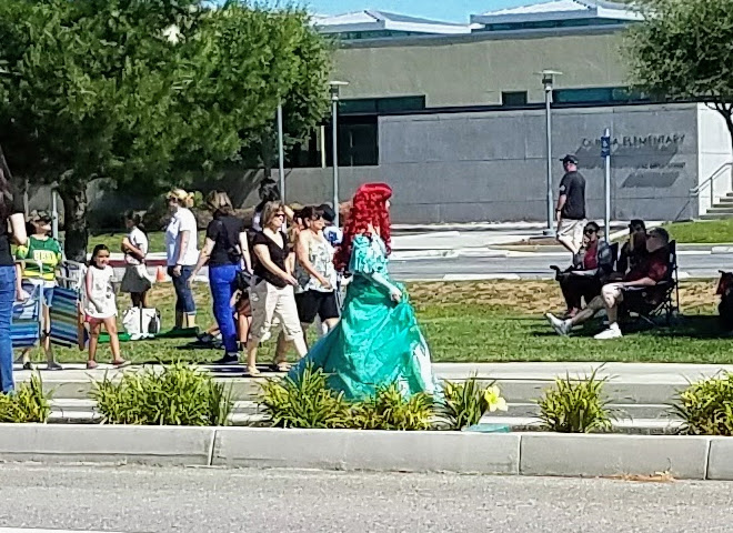 Princess Ariel (Photo Courtesy of Dena Sommer)